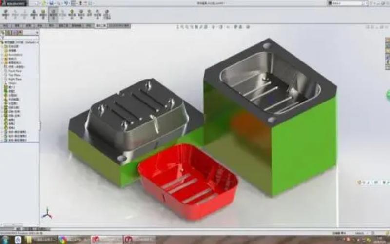 Solidworks模具设计